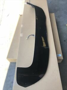 2018 2019 2020 Subaru Crosstrek Rear Hatch Trunk Spoiler OEM