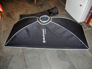 Elinchrom Rotalux stripbox 50x130cm with case