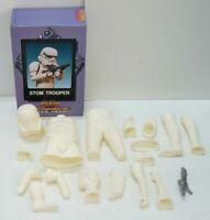 Star Wars STORM TROOPER Soft Vinyl Kit da Montare e Colorare Scala 1:6 Elfin