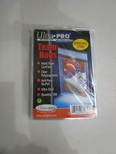 Brand new 100 pack of Ultra Pro Team Bags / sleeves for holding Pokemon cards.