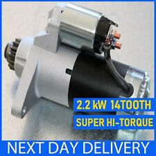 SUPER-UPRATED 2.2kW STARTER MOTOR MAZDA FD RX7 MK3 FD3S TWIN TURBO 92-02 MANUAL