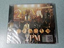 2PM of 2PM CD RARE Korean Boy Group band 투피엠 kpop Japanese jpop NEW SEALED