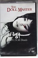 The Doll Master ntsc import dvd