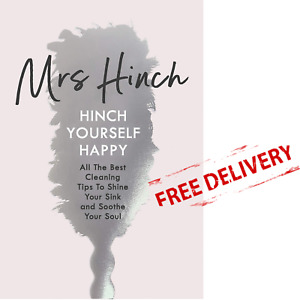 Hinch Yourself Happy All The Best Cleaning Tips To Shine Your......9780241399750