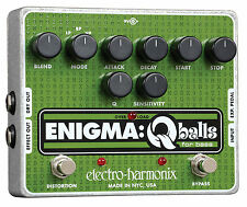Electro-Harmonix Enigma Q Balls Envelope Filter for Bass Guitar