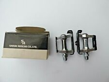 SAKAE/RINGYO (SR) SXP-102 TRACK/ROAD PEDALS - NOS - NIB
