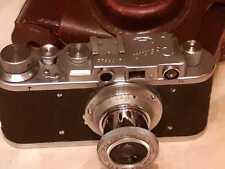 Camera Zorki  is a Soviet rangefinder. lens industar - 22 № 106842
