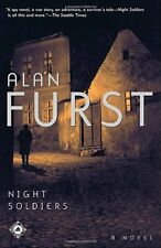 Night Soldiers: A Novel by Alan Furst