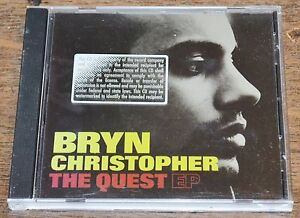 The Quest EP Bryn Christopher CD Promo Cutout