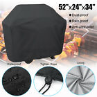 BBQ Grill Cover 52 Inch Gas Barbecue Heavy uty Protection Waterproof