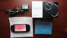 PlayStation Portable PSP-3000 Black Console boxed Japan Import system US Seller