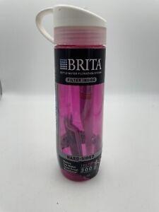 BRITA Hard Sided Water Filter Bottle 23.7 oz Purple |1076