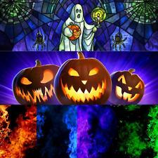 Halloween Window + Jack-O-Lantern Jamboree 2 + Inferno AtmosFX Halloween Holiday