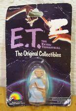 ET With Book  E.T. The Extra Terrestrial FIGURE TOY 1982