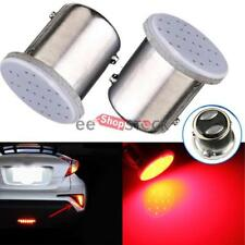 Ampoule BAY15D-1157 2 Pcs lampe arrière feux stop COB 12 SMD rouge ESS TECH®