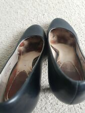 Well Worn Cabin Crew Shoes