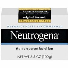 Neutrogena Face Bar Original Unscented 3.5oz