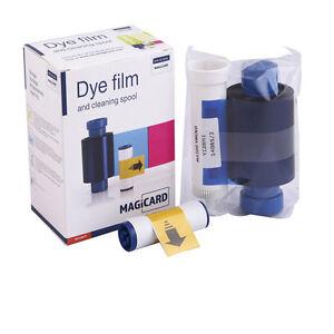Ma300Ymcko Color Ribbon For Magicard Card Printer Enduro Id Card printer ribbon