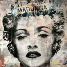 "Madonna ""CELEBRATION (Best of)"" CD 18 tracks NEUF"