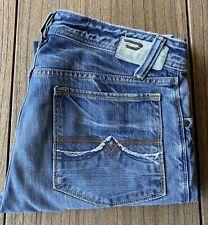 Diesel Men's Zaf Boot Cut Jeans Sz 31x30
