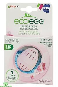 ecoegg Laundry Egg Refill Pellets 210 Washes Spring Blossom Hypoallergenic