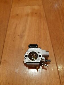 A GENUINE STIHL MS390 CHAINSAW CARBURETOR CARB ASSEMBLY WALBRO TYPE HD210 l910