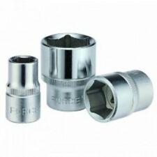 "Douille 6 pans 1/2"", chrome-vanadium, 9 mm"