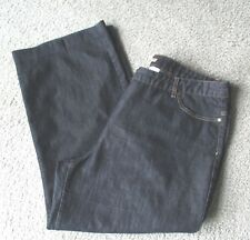 Covington Womens Slenderizing Fit Jeans-18/Indigo (Shortened) L 26""