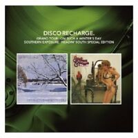 GRAND TOUR/SOUTHERN EXPOSURE - DISCO RECHARGE-ON SUCH A WINTER'S DAY/+ 2 CD NEW+
