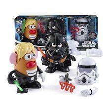 Star Wars Mr Potato Head Darth Tater & Luke Frywalker Disney Playskool 30 pc NIP