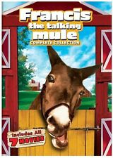 Francis The Talking Mule: Complete Collection (2014, DVD NUEVO)3 DISC (REGION 1)