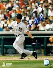 Detroit Tigers DEAN PALMER Signed 8x10