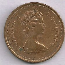 1979 Canada 1 Cent