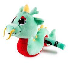 "Shamrock Dragon Medium 11"" Plush By Kidrobot X Crayola (Critters Plush Series)"