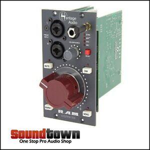 Heritage Audio RAM500 500-Series Monitor Controller