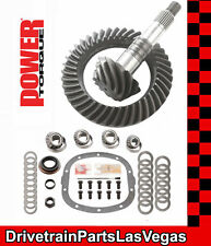 "Power Torque GM Chevy 7.5"" 3.73 Ratio RIng and Pinion Gear Set Master Kit Late"