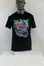 Pink Dolphin S/S Omni Paradise T-Shirt Black/Multicolor Qs2011Ombl