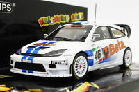 Minichamps 1/43 Scale 400 078446 - Ford Focus RS WRC RAC Rally 2007
