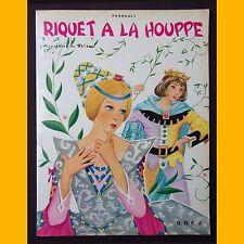 RIQUET À LA HOUPPE Conte d'après Perrault Matal 1965