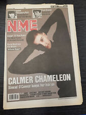 New Musical Express: Sinead O Conner, Tom Cruise, Stone Roses: 13th January 1990