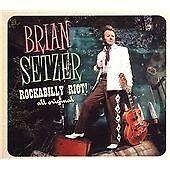 Brian Setzer - Rockabilly Riot! All Original (2014)