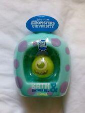 Disney PIXAR Monsters University (Mike) Bath & Shower gel.