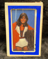 Rare Vintage NFL Pro Cheerleader Tryouts Playing Cards 70s 80s