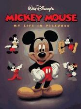 Mickey Mouse: My Life in Pictures-ExLibrary