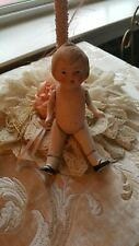 Antique Bisque Baby Doll 1918 Made In Japan