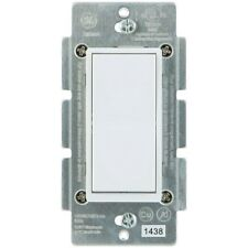 GE 12723 Z-Wave In-Wall 3-Way Auxiliary Switch Paddles