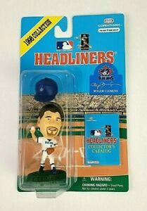 1998 MLB Corinthian Headliners Roger Clemens Toronto Blue Jays Figure