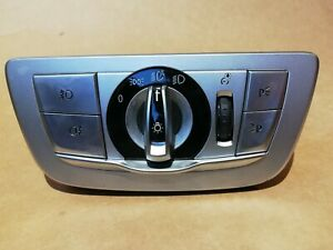BMW 7 G11 G12 Light Switch Control 6841891 Genuine
