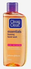 Clean & Clear Foaming Facial Wash 100ml Normal Skin |remove excess oil & dirt
