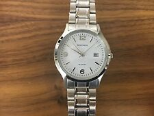 Sekonda Classic White Dial Stainless Steel Bracelet Gents Watch 3729